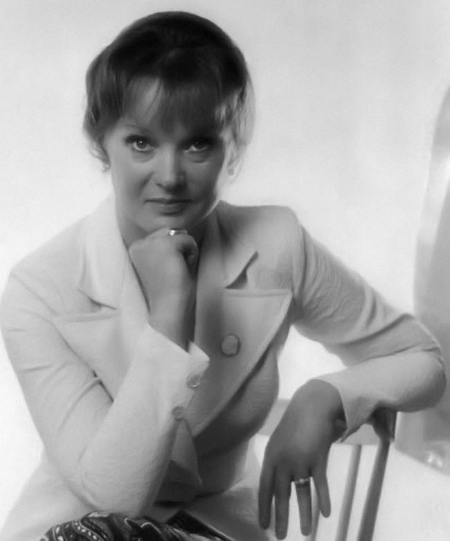 Film actress Lyudmila Gurchenko