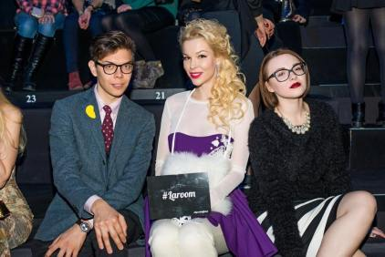Тим Ильясов, Малена Маяковская и блогер Лисавета Попова