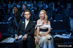 Тим Ильясов и Малена Маяковская