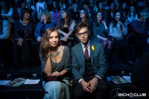Тим Ильясов и Елизавета Минаева
