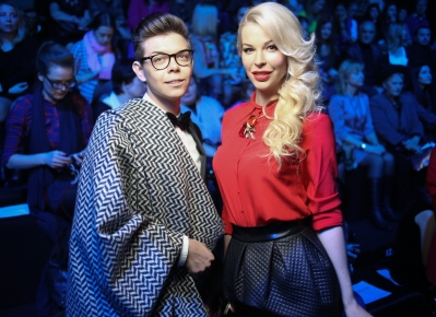 Тим Ильясов и Малена Маяковская фото Илья Колесов