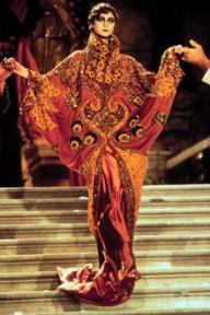 Джон Гальяно для дома Dior 1998 год