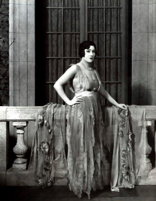 Глория Свенсон Голливудская дива 1920-х