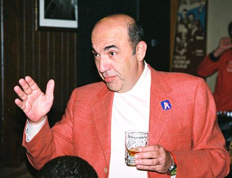 алый пиджак 90-е