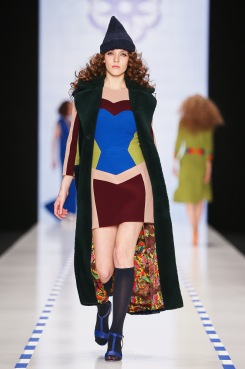 Day two of MBFW Russia Autumn/Winter 2015/16