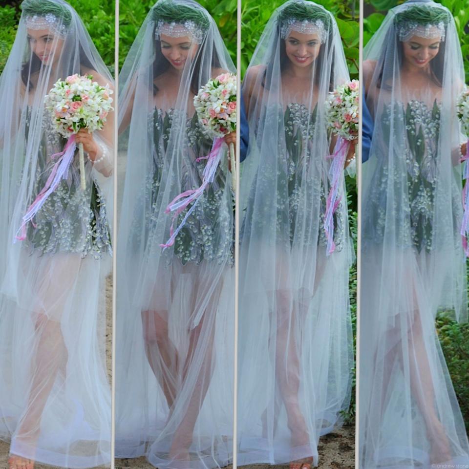 Диана Вишнева свадьба