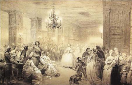 Ассамблея Петра Великого