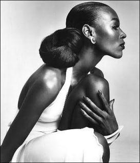 Наоми Симс модель