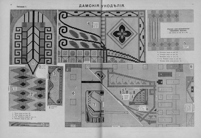 """Журнал """"Модный свет"""" 1912 год"""